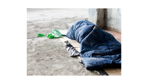 Homeless Person Cold Frank Wyatt Fairborn Ohio