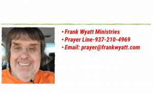 Frank Wyatt Ministries a